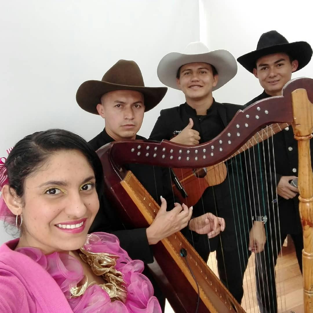 grupo llanero Joropo sin Fronteras 2