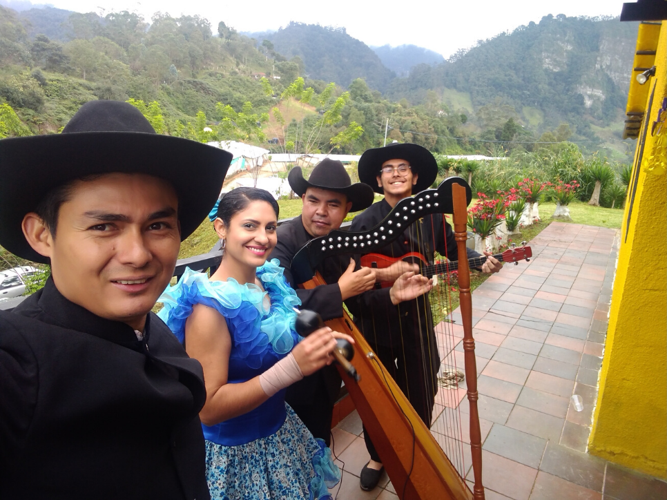 Grupo llanero tipico bogota